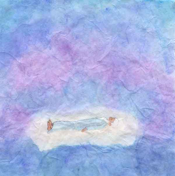 Kunstblad 05 skabelsen i v af bente buck